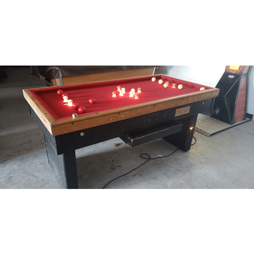United Jump Club Bumper Pool Table