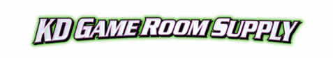 KD Game Room Supply Official Logo