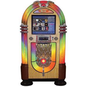 """bubbler 19"""" touchscreen jukebox"""