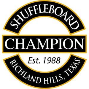 Champion Shuffleboard Logo