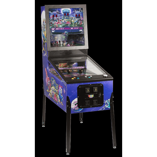 All Star Zombie League Pinball