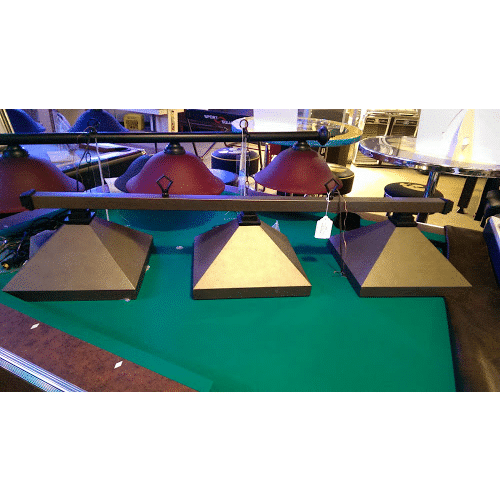 RAM Sand Matte Pool Table Light