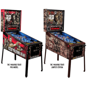 Walking Dead Pinball (Pro Model and Limited Edition pictured here)